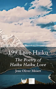 "The cover of ""199 Love Haiku."""